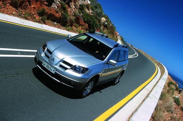 Photo Mitsubishi Outlander