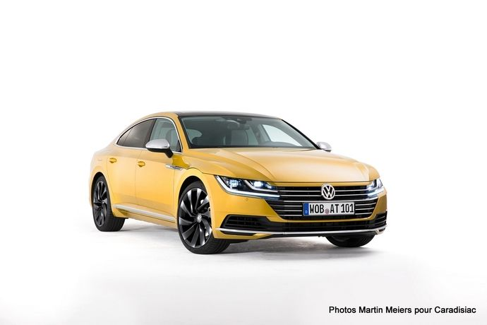Photo Volkswagen Arteon