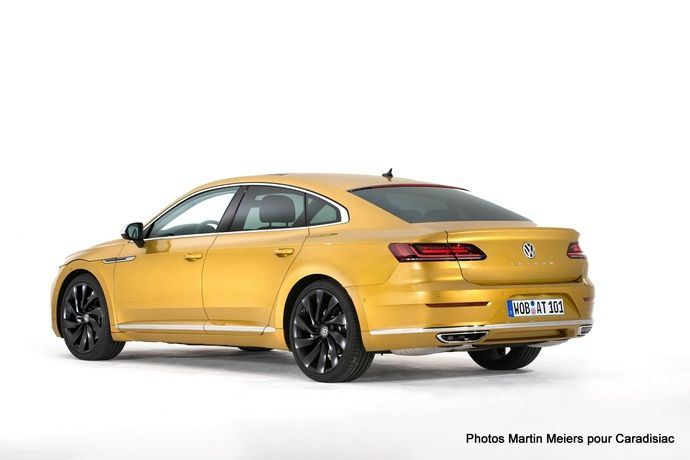Photo Volkswagen Arteon