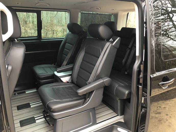 Photo Volkswagen Multivan 6