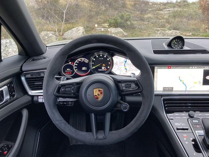 Photo Porsche Panamera 2