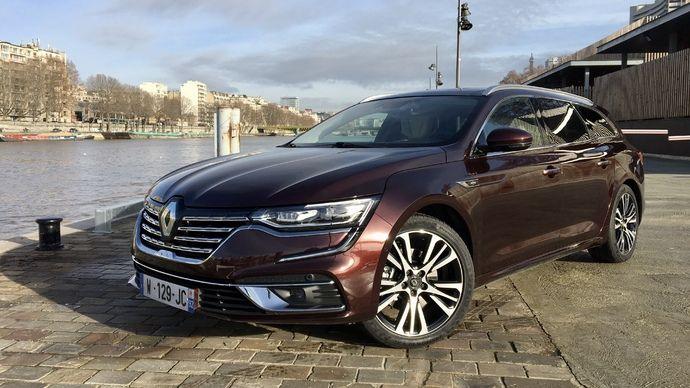 Photo Renault Talisman Estate