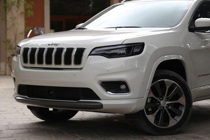 Photo Jeep Grand Cherokee 4