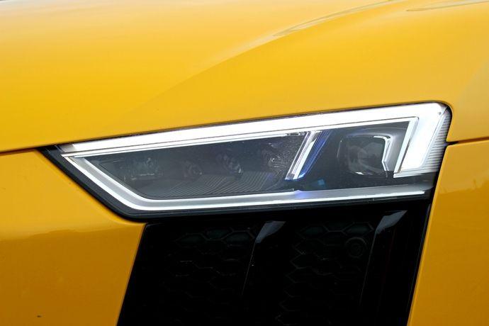 Photo Audi R8 (2e Generation) Spyder