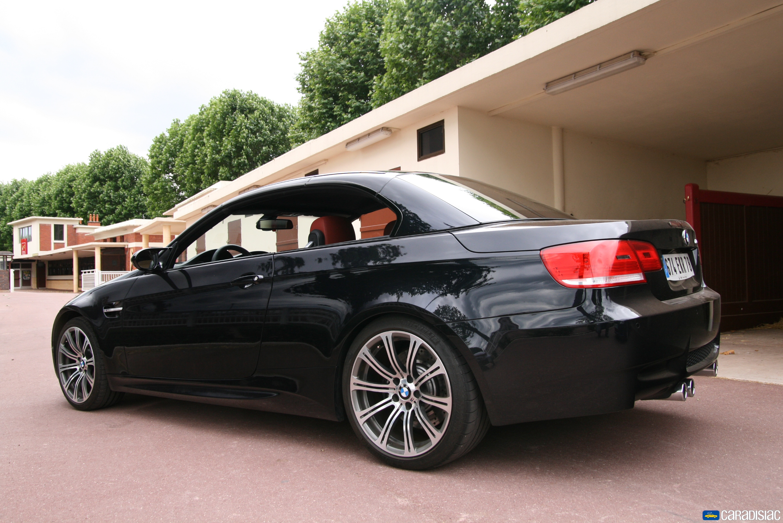 photos bmw serie 3 e93 cabriolet m3. Black Bedroom Furniture Sets. Home Design Ideas