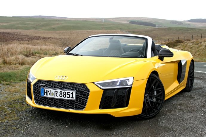 Photo Audi R8 (2e Generation) Spyder