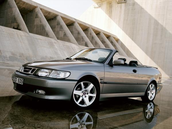 Photo Saab 9-3 Cabrio