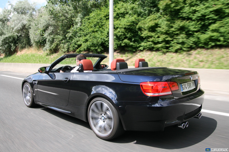 Photos Bmw Serie 3 E93 Cabriolet M3 Caradisiac Com