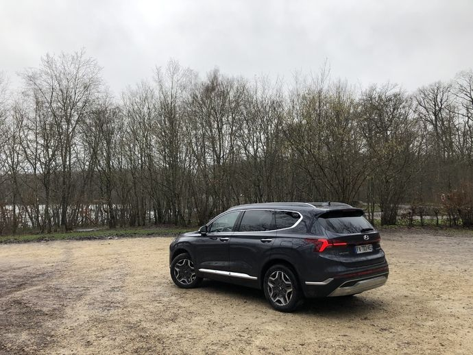 Photo Hyundai Santa Fe 4