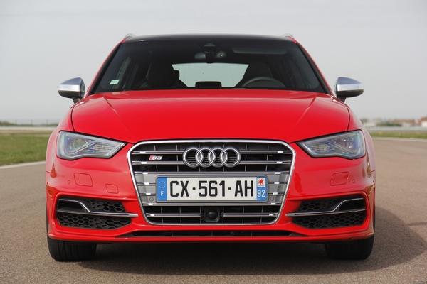 Photo Audi S3 (3e Generation) Sportback