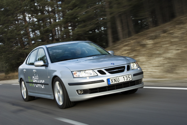 Photo Saab 9-3 (2e Generation)