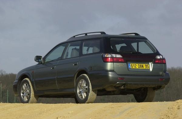 Photo Subaru Outback