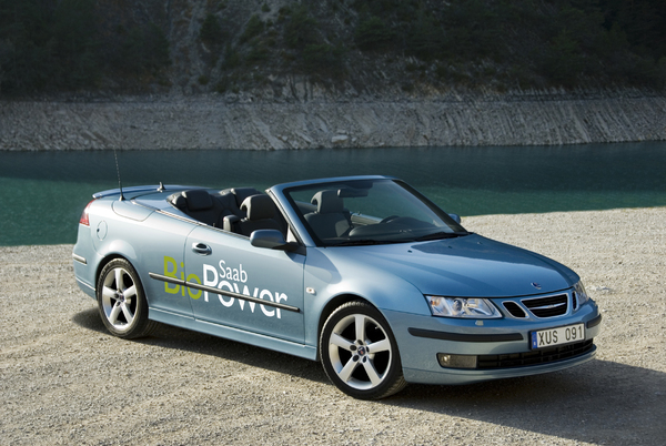Photo Saab 9-3 Cabrio (2e Generation)