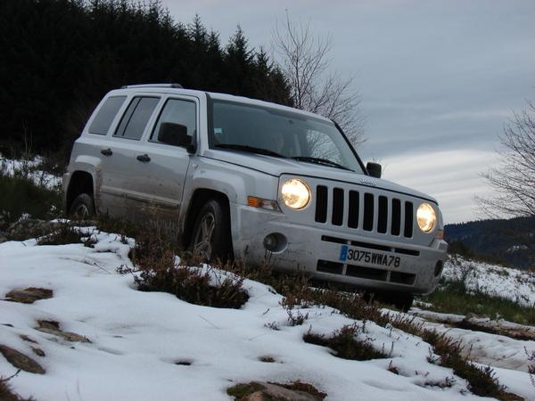 Photo Jeep Patriot