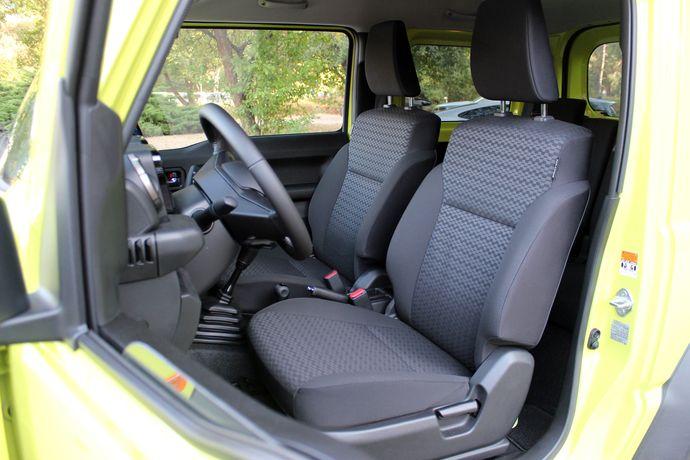 Photo Suzuki Jimny 2
