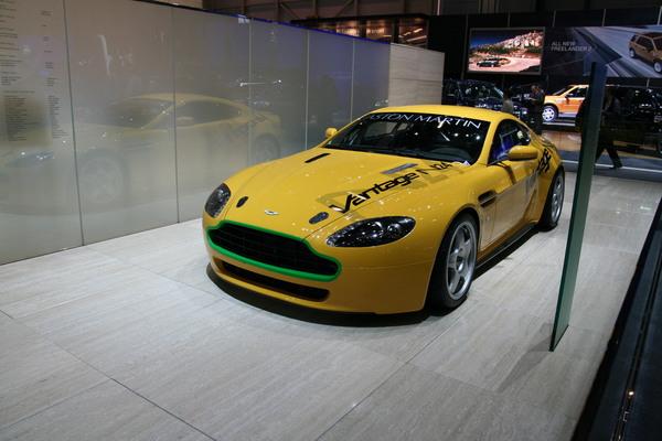 Photo Aston Martin V8 Vantage