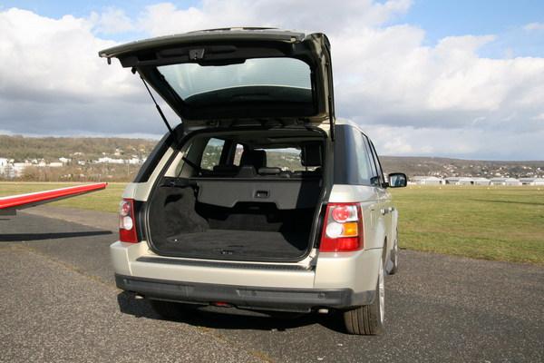 Photo Land Rover Range Rover Sport