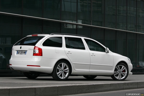 Photo Skoda Octavia 2 Rs