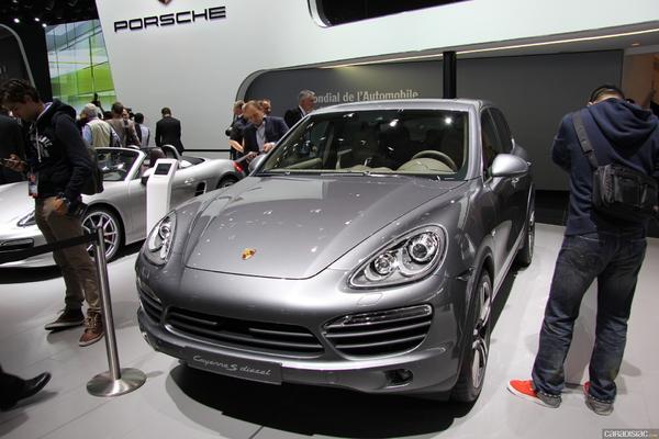 Photo Porsche Cayenne 2