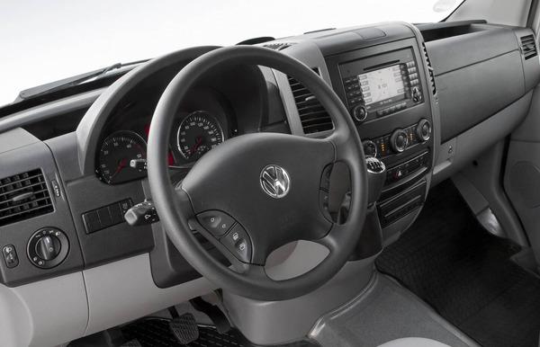 Photo Volkswagen Crafter