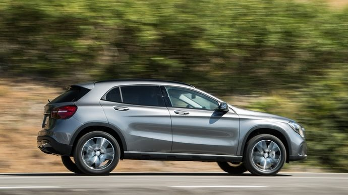 Photo Mercedes Gla