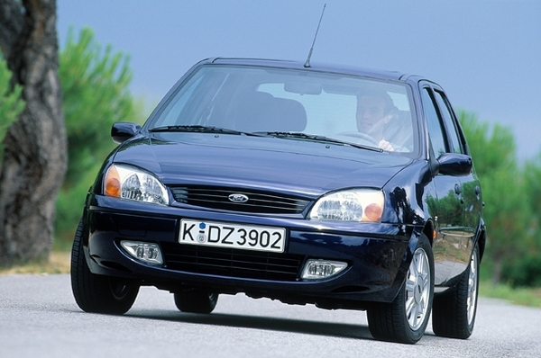 Photo Ford Fiesta 4