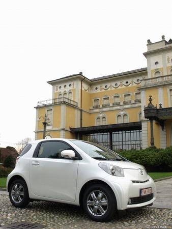 Photo Toyota Iq