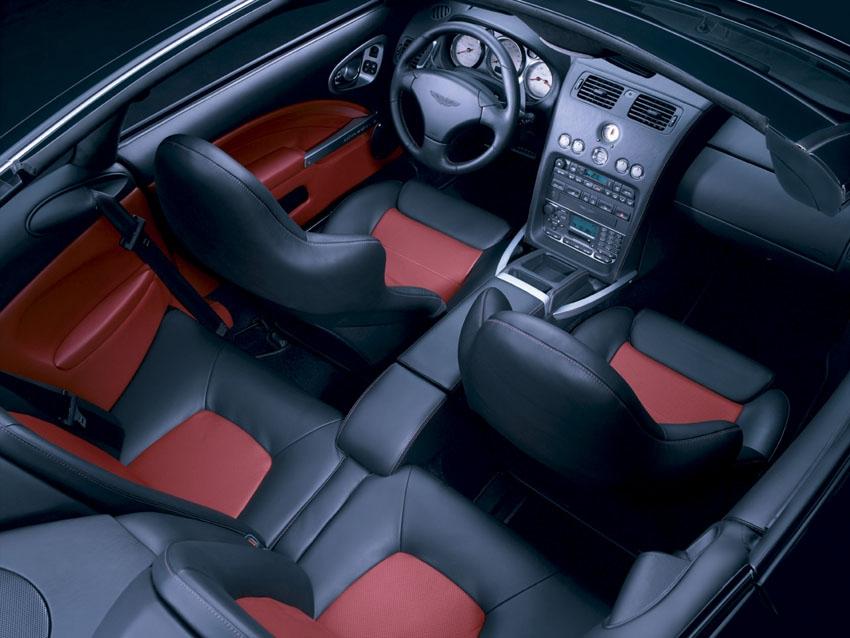 Aston Martin ~ TOP CARS