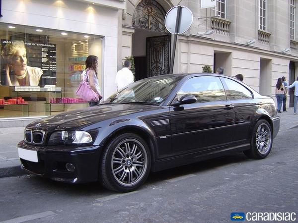 Photo Bmw Serie 3 E46 Coupe M3
