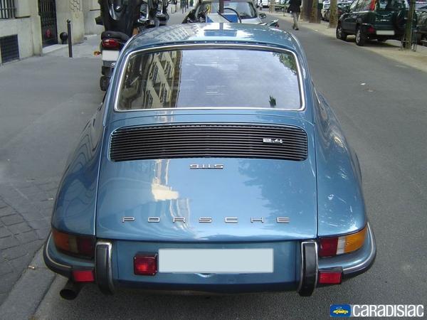 Photo Porsche 911 Type 901