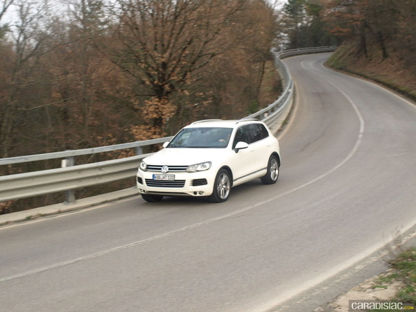 Photo Volkswagen Touareg 2