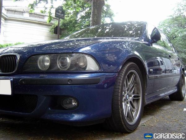 Photo Bmw Serie 5 E39 M5