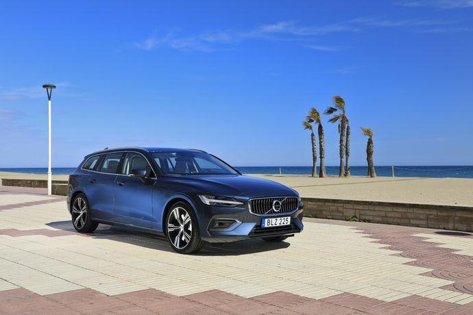 Photo Volvo V60 (2e Generation)
