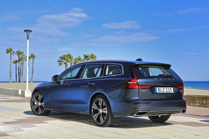 Photo Volvo V60 (2e Generation)