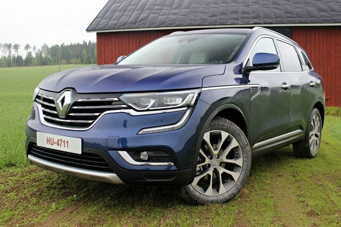 Photo Renault Koleos 2
