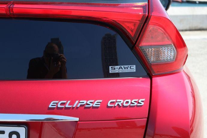 Photo Mitsubishi Eclipse Cross