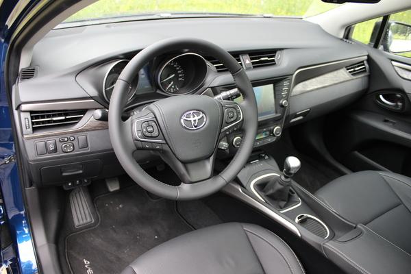Photo Toyota Avensis 3 Break